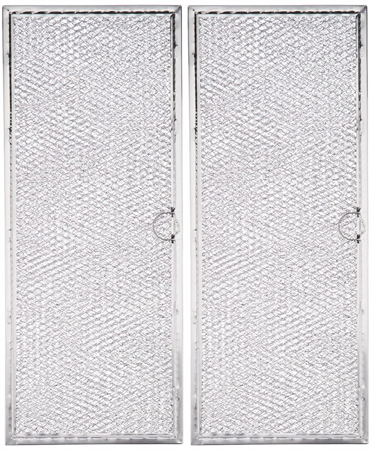 Whirlpool 71002111 Grease Filter Replacement Fits Many Whirpool Maytag and Jenn Air Models (2-Pack)