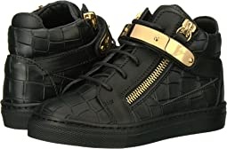 Giuseppe Zanotti Kids Aftering Sneaker (Toddler/Little Kid)