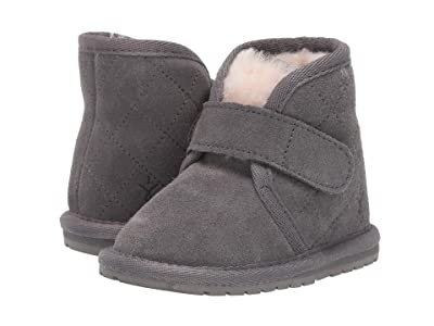 EMU Australia Kids Mindil (Infant) (Charcoal) Kids Shoes