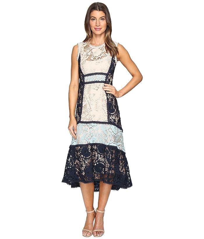 Nanette Lepore Baroque Lace Dress   6pm