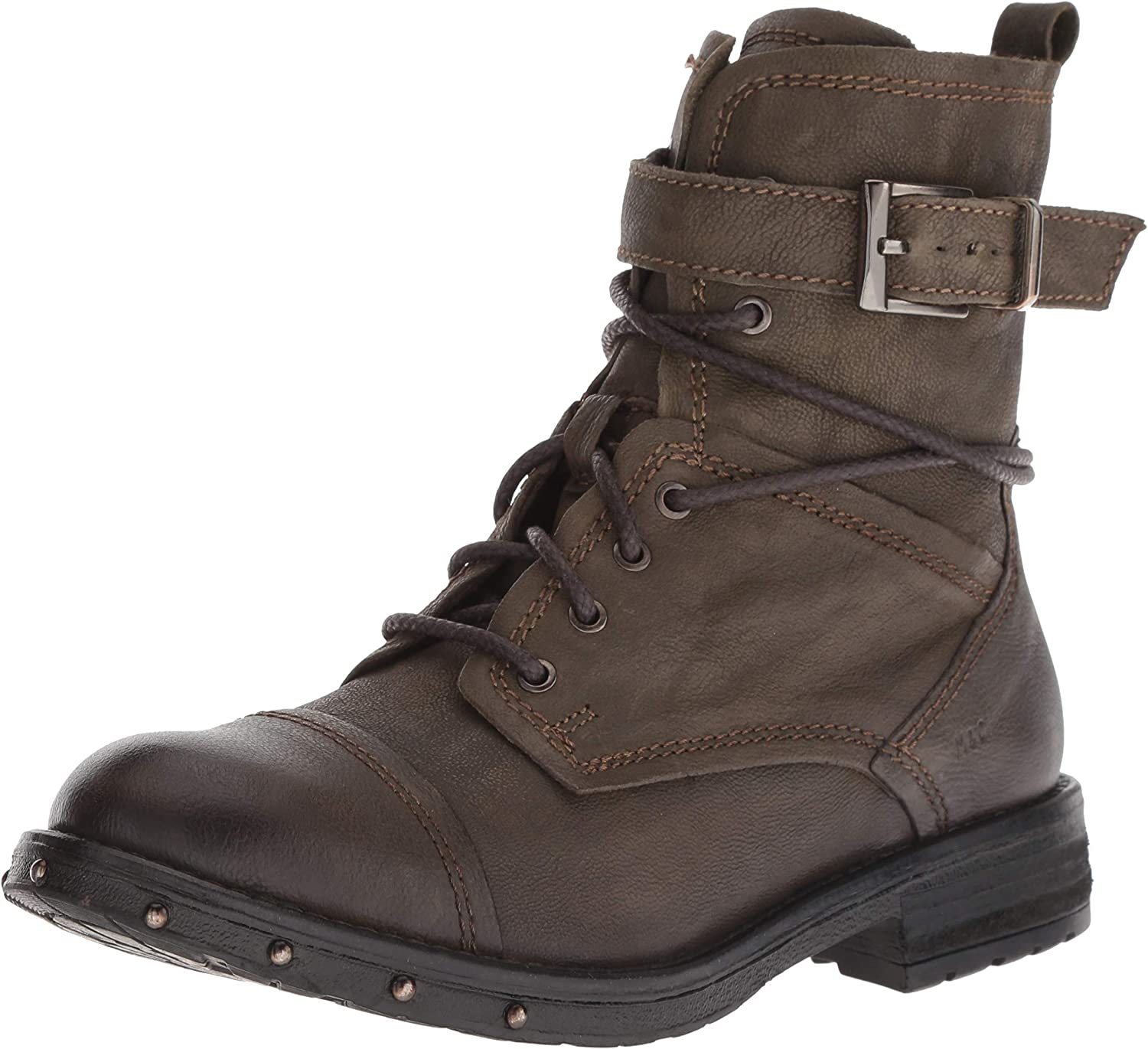 Musse & Cloud Womens Santana Combat Boot