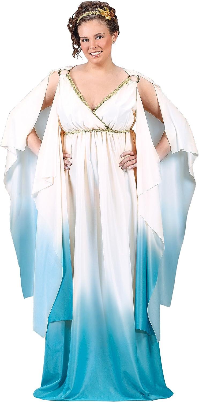 One Size Greek Goddess Adult Fancy Dress Costume