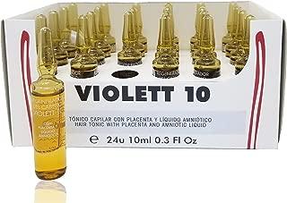 Alcantara Violett-10 Biotin Hair Loss Treatment Ampoule