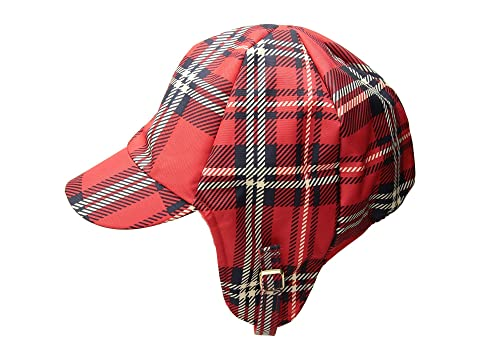 mini rodini Alaska Check Cap