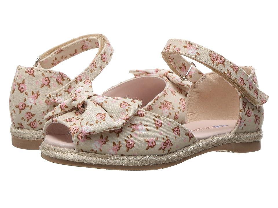 Kid Express Jezebel (Toddler/Little Kid) (Ivory Combo) Girls Shoes