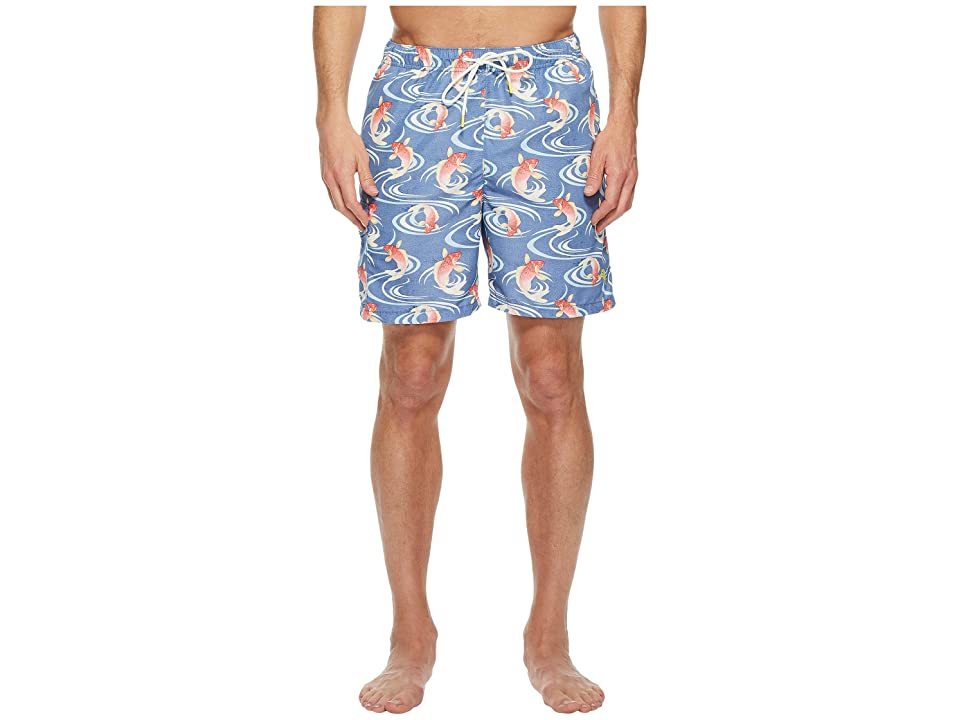 Tommy Bahama Naples Kois Of Summer (Dockside Blue) Men