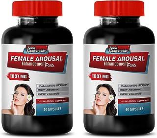Female Enhancement for Women - Female Arousal Enhancement Pills 1037 MG - Premium Dietary Supplement - catuaba and Muira p...