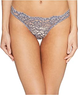 Pret-A-Porter Low Rise Thong