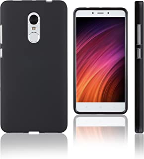 Xcessor Vapour Flexible TPU Gel Case for Xiaomi Redmi Note 4. Black