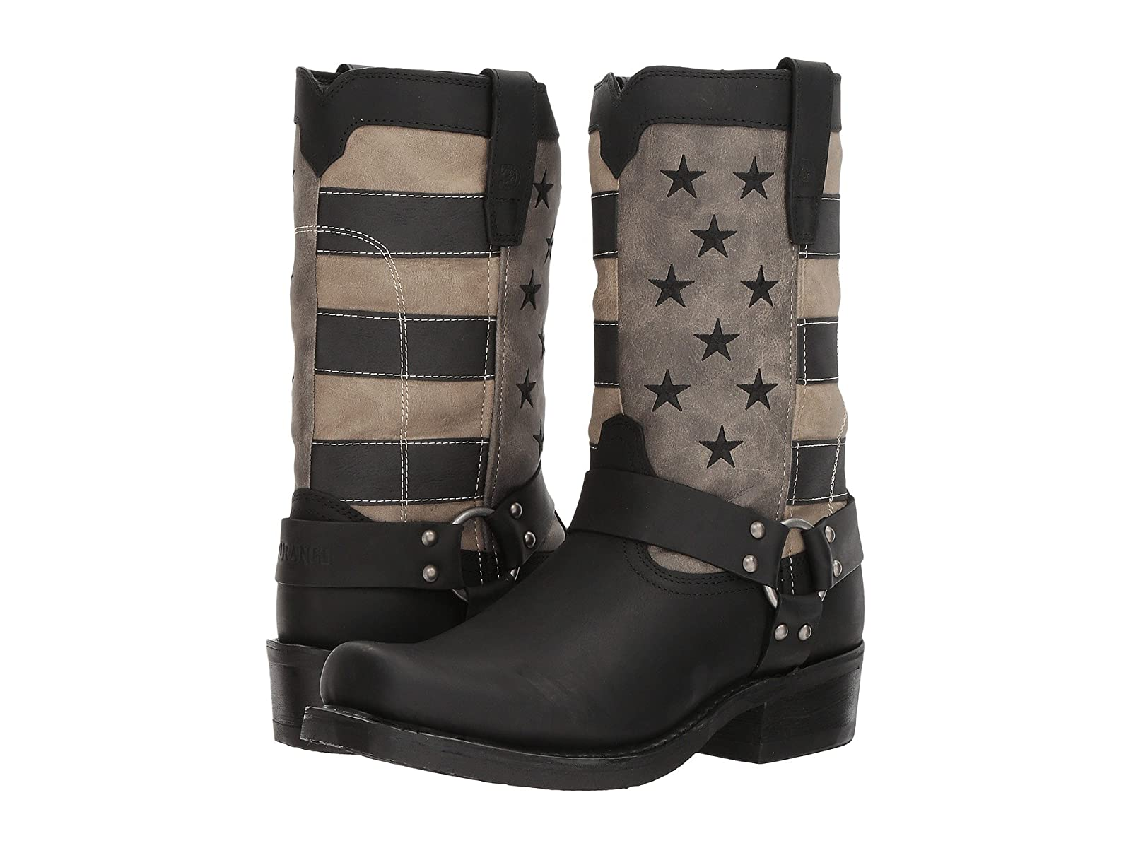 "Durango Flag Harness 11"" BootAffordable and distinctive shoes"