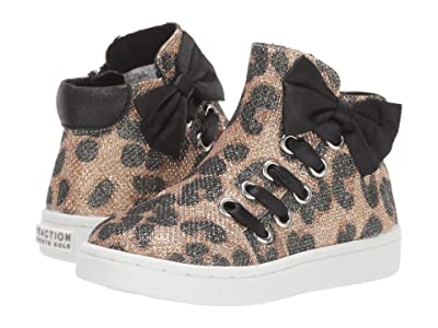 Kenneth Cole Reaction Kids Cosmic Bow (Toddler) (Leopard) Girl