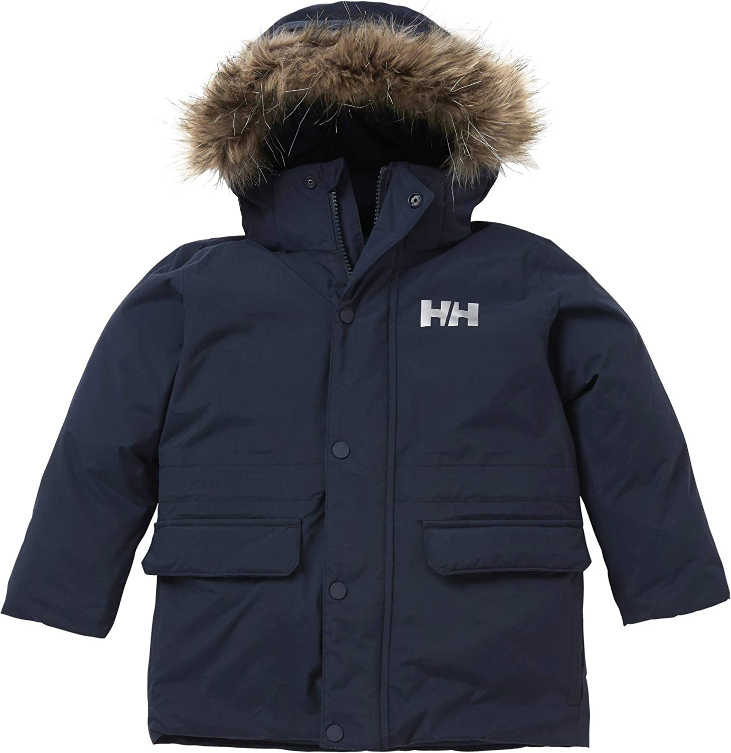 Helly-Hansen Direct stock discount Unisex-Child Oslo Parka Winter Limited time sale Warm Jacke Insulated