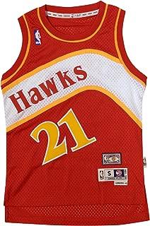 Outerstuff Atlanta Hawks Dominique Wilkins Youth Swingman Jersey