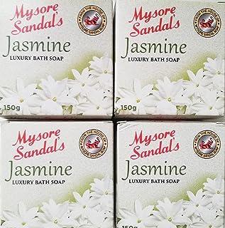 Mysore Sandal Jasmine Soap ( PACK OF 4 )