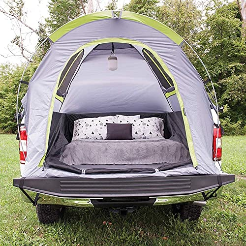 XNNSH Truck Tent  Full Taille Bed, Convient pour Le Camping en Plein air, Double, Facile à Installer