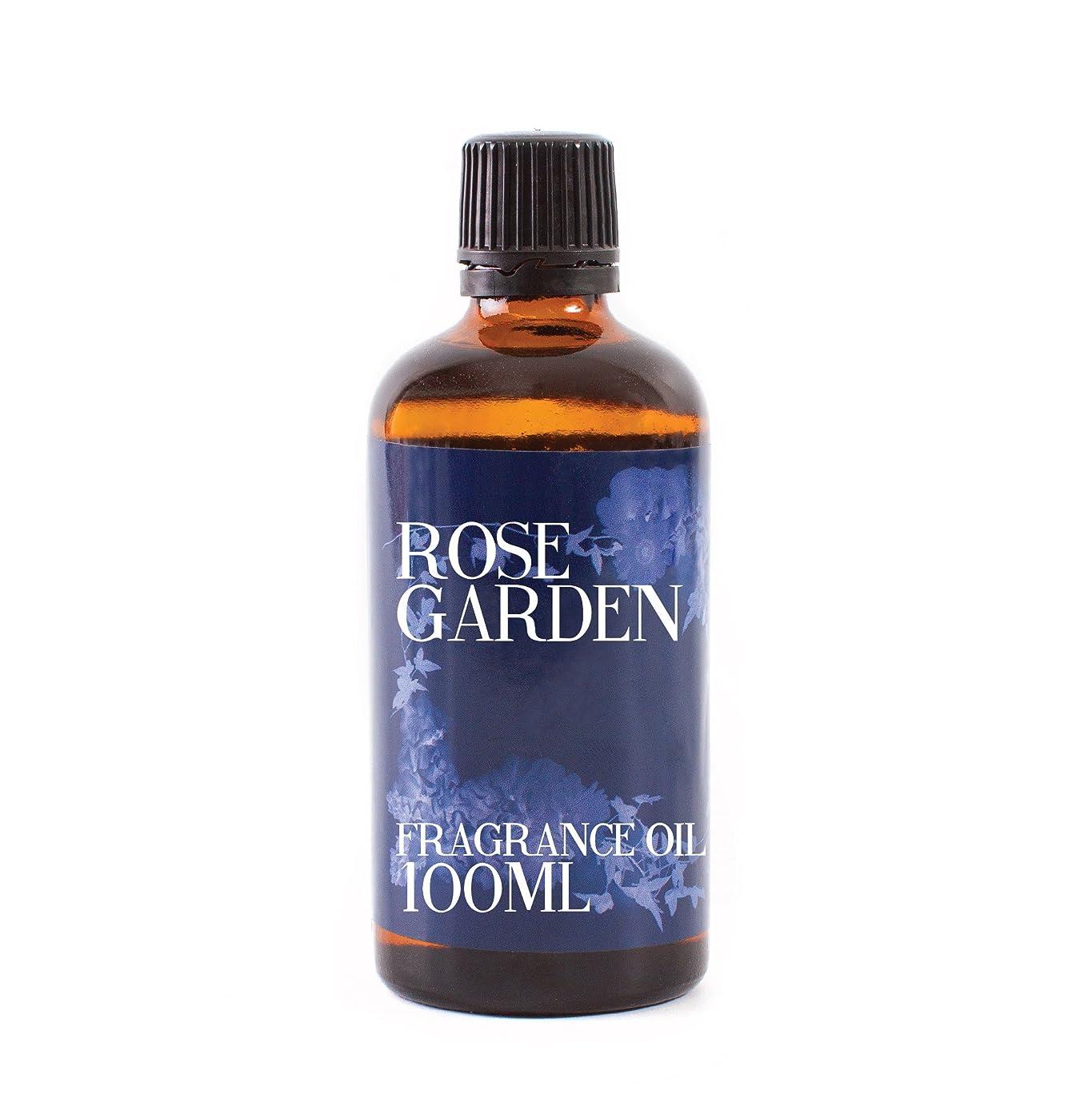 助言する弱める証書Mystic Moments   Rose Garden Fragrance Oil - 100ml