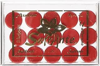 Premium Spanish Saffron Powder Cat.1 Acrylic Box, 15 x .100 Gram Capsules