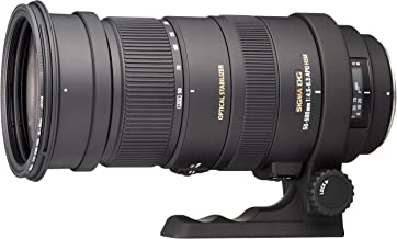 Sigma 50-500mm f/4.5-6.3 APO DG OS HSM SLD Ultra Telephoto Zoom Lens for Pentax Digital DSLR Camera