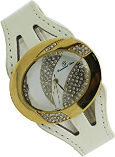 Diamond Dior Casual Watch For Women Analog Leather - D0945808