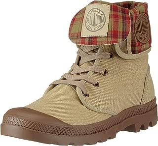 Men's Baggy Canvas Boot