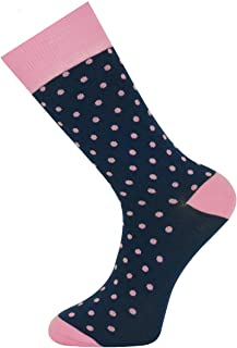Mysocks® Colourfull Polka Dot Socks Size 4 to 11