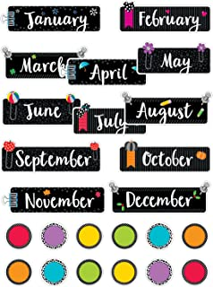 Creative Teaching Press Mini Bulletin Board Academic Calendar (1172)