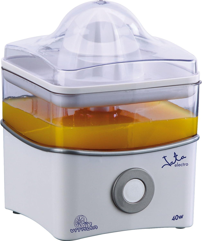 Jata Ex400 Exprimidor Eléctrico Rotación Bidireccional Dos Conos Desmontable Base Antideslizante Capacidad 800 ml