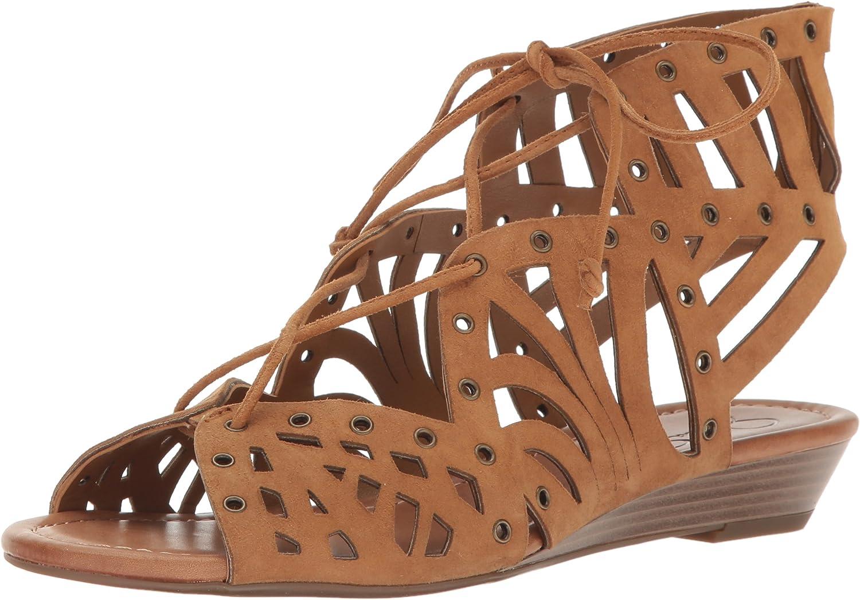 Jessica Simpson Women's Lalaine Wedge Sandal