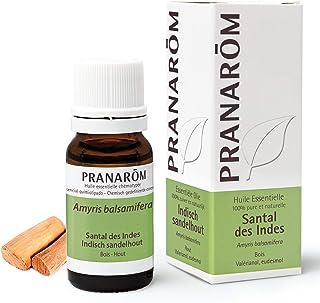 Pranarôm | Huile Essentielle Santal des Indes | Amyris balsamifera | Bois | HECT | 10 ml