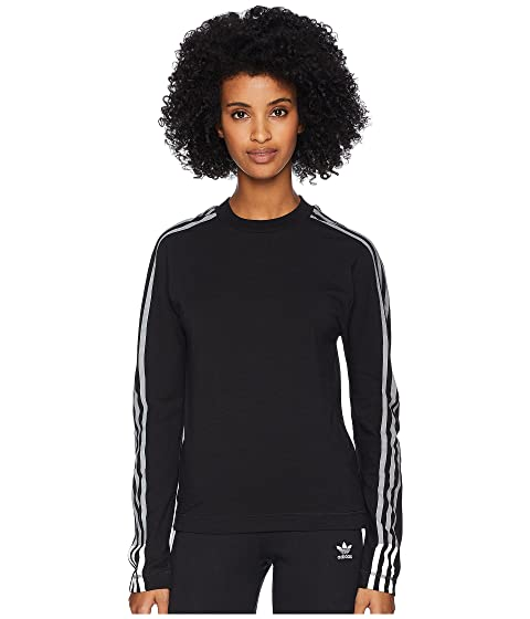 69b3a4537 adidas Y-3 by Yohji Yamamoto 3 Stripes Long Sleeve Tee at 6pm