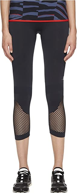 adidas by Stella McCartney - Training Seamless 3/4 Tights CF4033