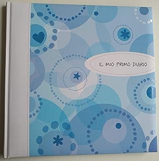 AZUR Il Mio Primo Diario (Blu)