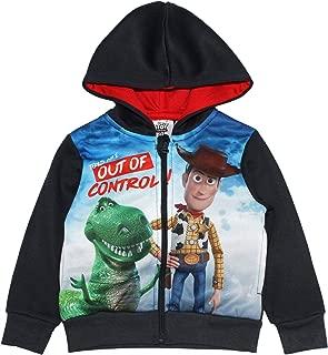 Kids Boys Toy Story Woody Buzz Lightyear Hoodie Sweatshirt Cosplay Mantel Pullov