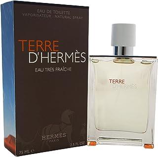 Hermes Terre D Hermes Eau Tres Fraiche Eau De Toilette 75Ml Vapo.