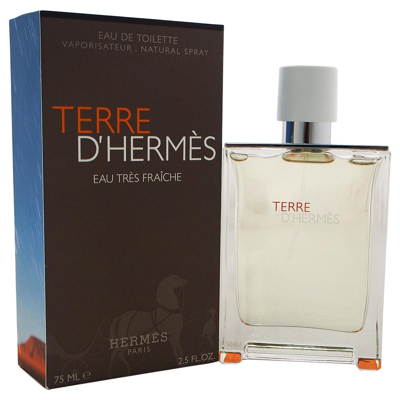 Terre d'Hermes Eau Tres Store Fraiche by Elegant for Hermes 2.5 de Men oz