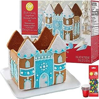 Best gingerbread castle kit Reviews