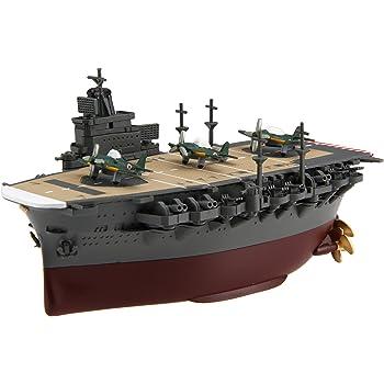 フジミ模型 ちび丸艦隊シリーズ No.16 大鳳 全長約11cm ノンスケール 色分け済み プラモデル ちび丸16