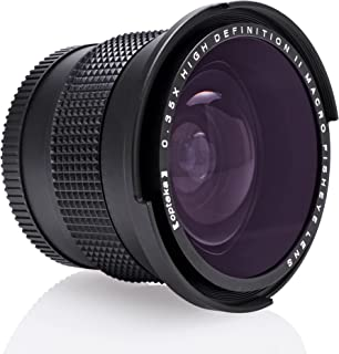 NIKON ニコンデジタル一眼レフカメラ用OptekaHD²0.35x広角パノラママクロ魚眼レンズ(52ミリメートル/ 58ミリメートル/ 67ミリメートルレンズを適合)for Nikon D3000, D3100, D3200, D5000, D5100, D5200, D7000, D7100, D3, D4, D40, D40x, D50, D60, D70, D70s, D80, D90, D100, D200, D300, D600, D700 & D800 デジタル一眼レフカメラ 【並行輸入】
