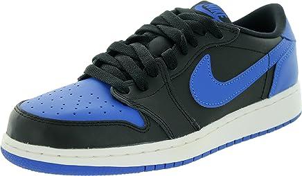 Nike Kinder Air Jordan 1 Retro Low Og Bg Schwarz   Varsity Königs   Segel-Basketball-Schuh 4 Kids U B0187MUW6O   Wir haben von unseren Kunden Lob erhalten.