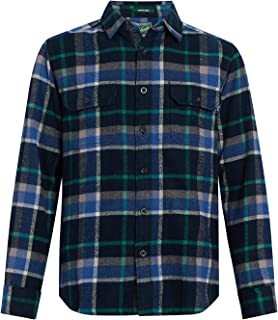 Men's Oxbow Bend Flannel Shirt Modern Fit
