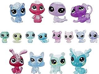 Littlest Pet Shop- Frosted Wonderland Pet Pack, Multicolor (Hasbro E5480EU5)