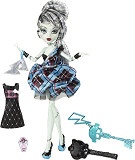 Monster High- Sweet 1600 Doll - Frankie Stein