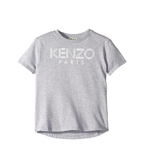 Kenzo Kids Simple Logo Tee (Little Kids)