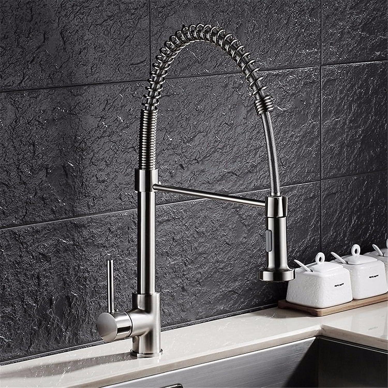 Good quality Antiquitten Becken Spül Mischer Tap Küche Wasserhahn Zugfeder hei und kalt einzigen Loch einzigen Griff Waschbecken Drehen Zeichnung