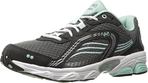 Ryka Wohommes Ultimate FonctionneHommest chaussures, gris noir, 9.5 W US