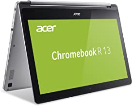 Acer, Chromebook r13, 2in1 convertible full-hd ips touch-display 4gb 32gb flash Chrome OS - Ordenador Portátil, Teclado Alemán