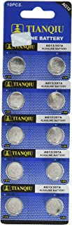 10 pack AG13 LR44 A76 357 Button Cell Battery