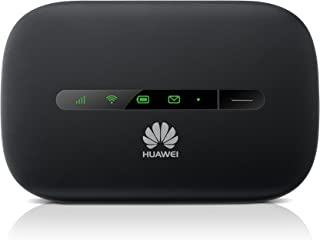 Huawei E5330Bs-2 3G Mobile WiFi Hotspot (3G in Europe, Asia, Middle East & Africa), OEM/ORIGINAL from Huawei. Black