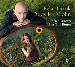 Bela Bartok: Duos for Violin