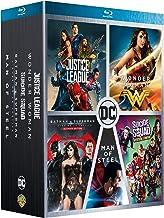 DC Universe - L'intégrale des 5 films : Justice League + Wonder Woman + Suicide Squad + Batman v Superman : L'aube de la justice + Man of Steel [Francia] [Blu-ray]